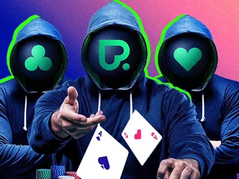 На Pokerdom будет проведена первая анонимная серия «Без лица»